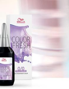 Wella color fresh semi permanent also colour professionals rh