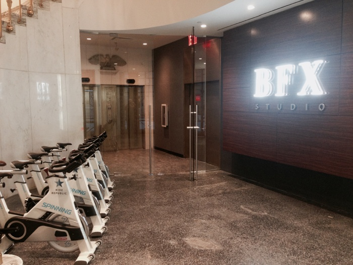 BFX FiDi fuses cycling and strength training  WellGood