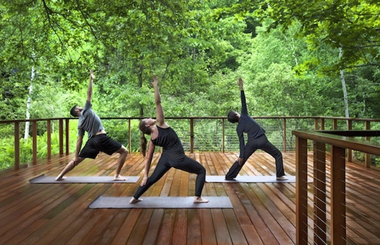 6 beautiful places to do yoga around the world  WellGood