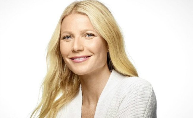 Gwyneth Paltrow S Natural Beauty Habits Well Good