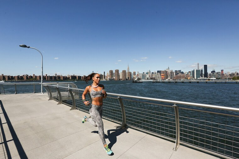 Robin Arzon I 10 consigli per andare a correre