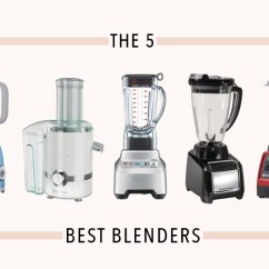 Kitchen Blenders Rohl Country Faucet The Top 5 Best For Every Budget Well Good Thumbnail Tested And Approved
