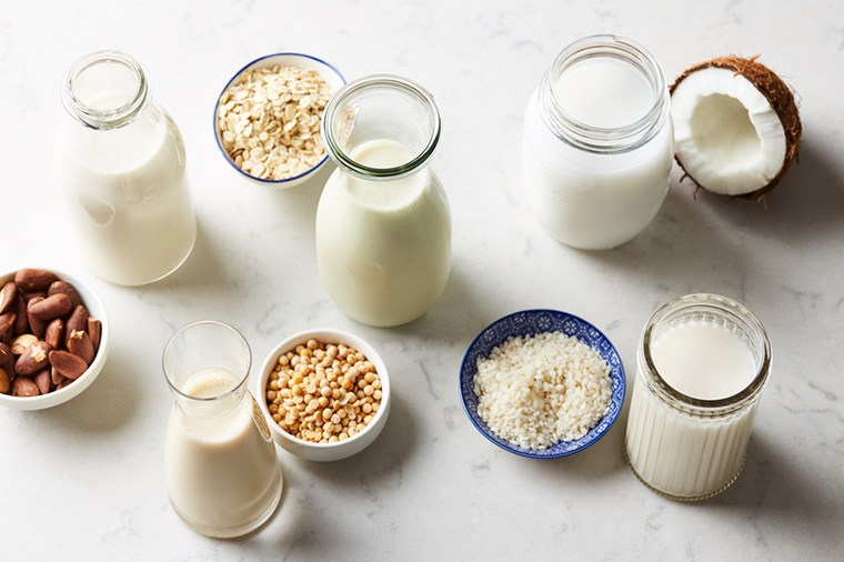 Healthy milk: which one is best for you   Well+Good