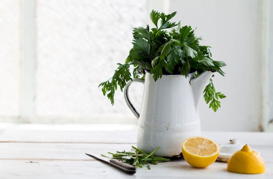 Stocksy Herbs Lemon Babett Lupaneszku