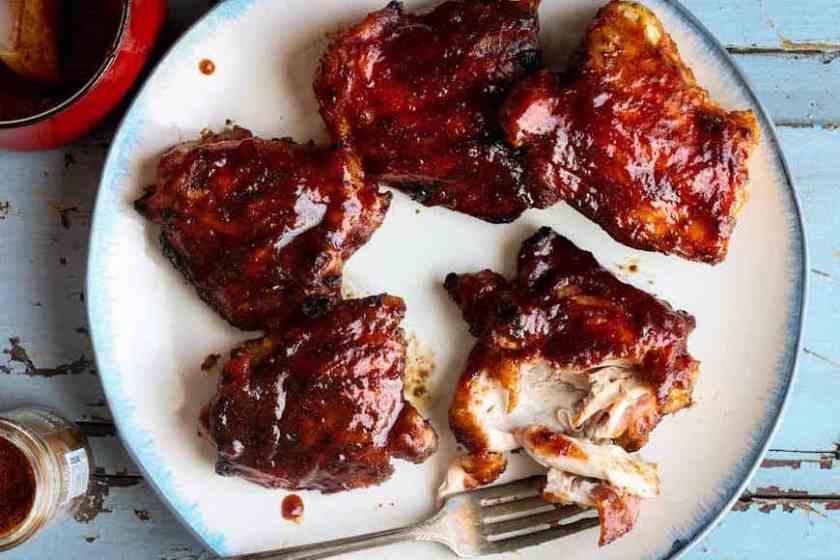 healthy chicken sauce
