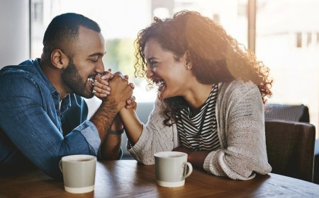 Signs someone is in love with you according to body language | Well+Good