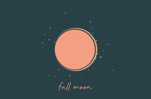 full moon cycle