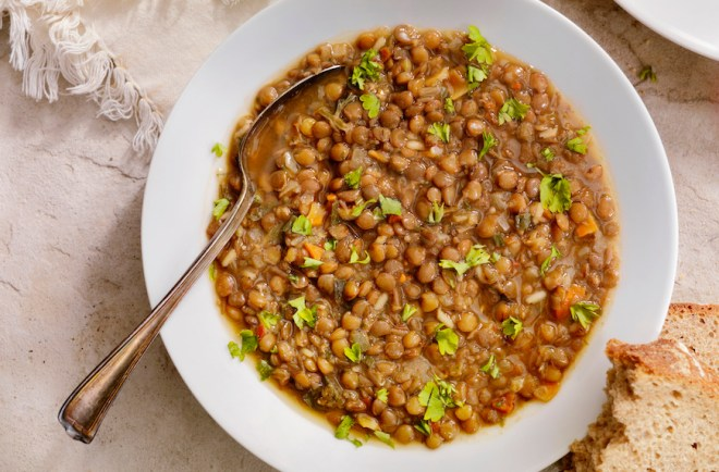 how to use lentils lentil soup