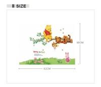 Winnie The Pooh Tree Branch Large Nursery Wall Sticker ...