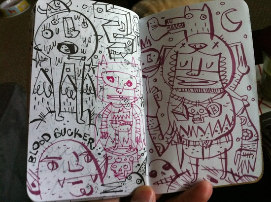 Nerfect Field Notes