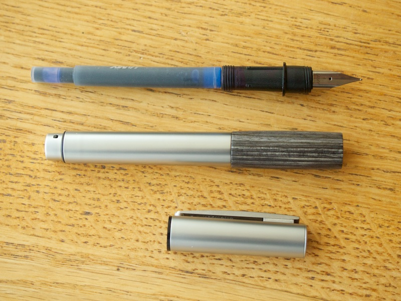 Review Lamy Accent Fountain Pen The Well Appointed Desk