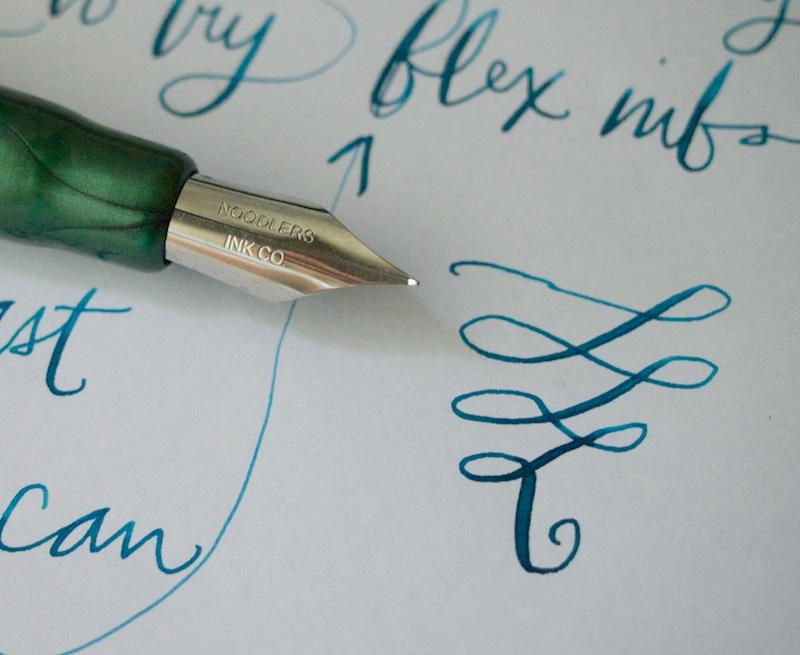 fountain pen nibs, info