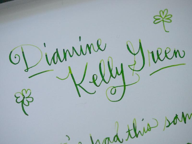 Diamine Kelly Green