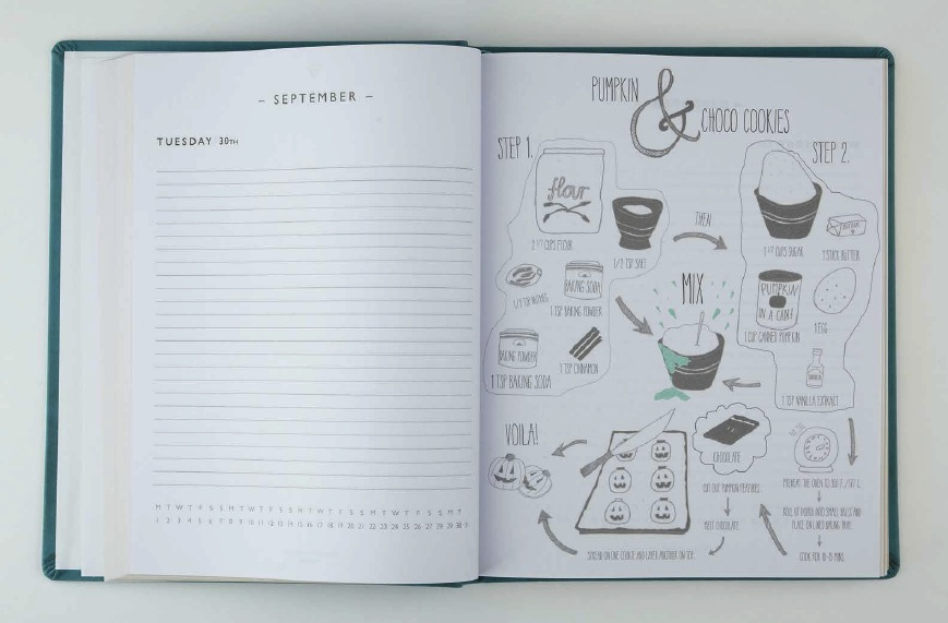 Marie Chantal Children's Diary 2015