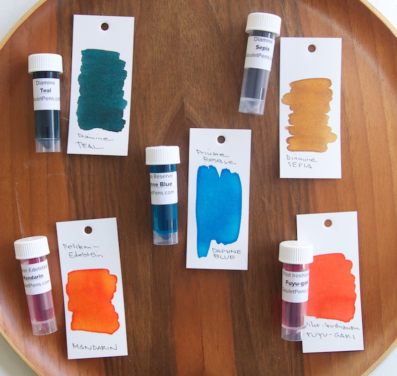 Ink Drop: September 2014 So Long, Summer