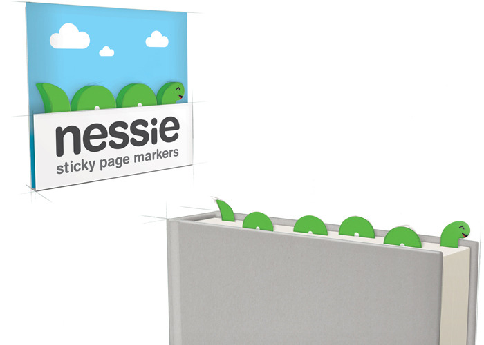 Nessie page markers