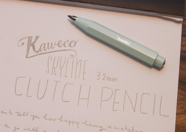 Kaweco Clutch Pencil 3.2mm Mint