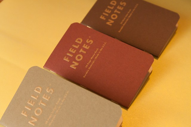 Field Notes Ambition