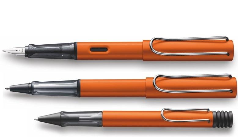 Lamy Al-Star in Copper Orange