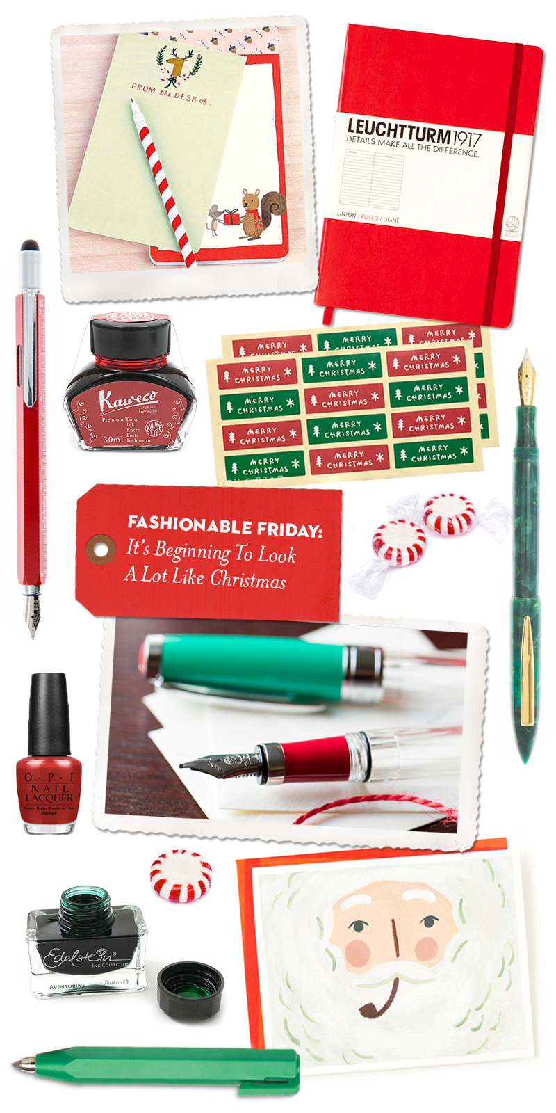 Fashionable Friday: Christmas 2014
