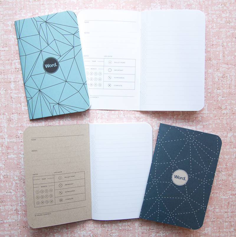 Word. Notebooks comparison
