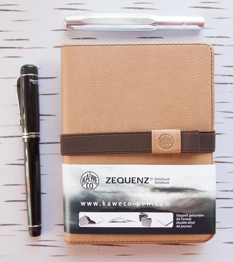Kaweco Zequenz Notebook