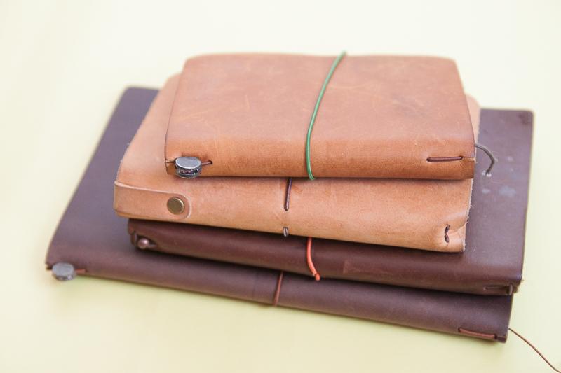 Midori Traveler's Notebook Comparison