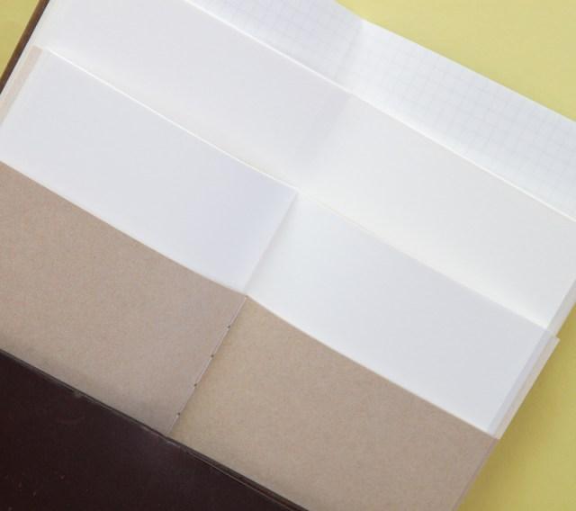 Midori Traveler's Notebook Full size Inserts