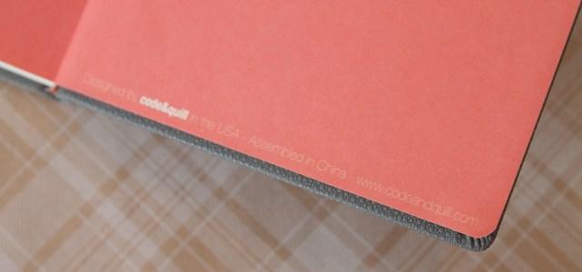 Code & Quill prototype notebook