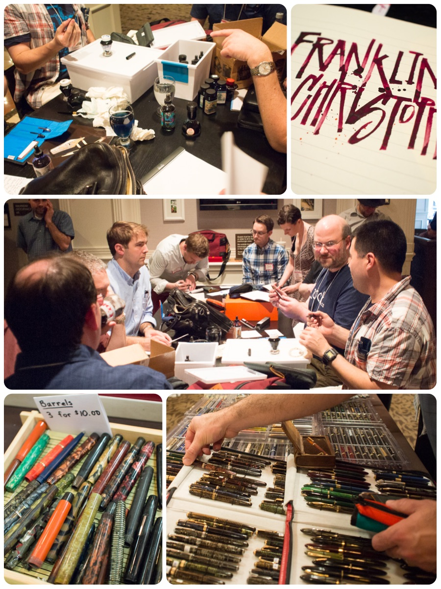 Atlanta Pen Show: Day Two
