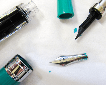 Disassembling a TWSBI nib