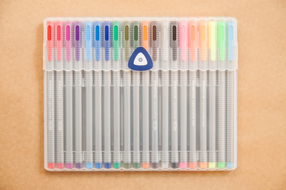 Staedtler Triplus Fineliner Review