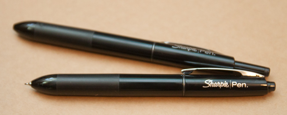 Sharpie Pen Retractable