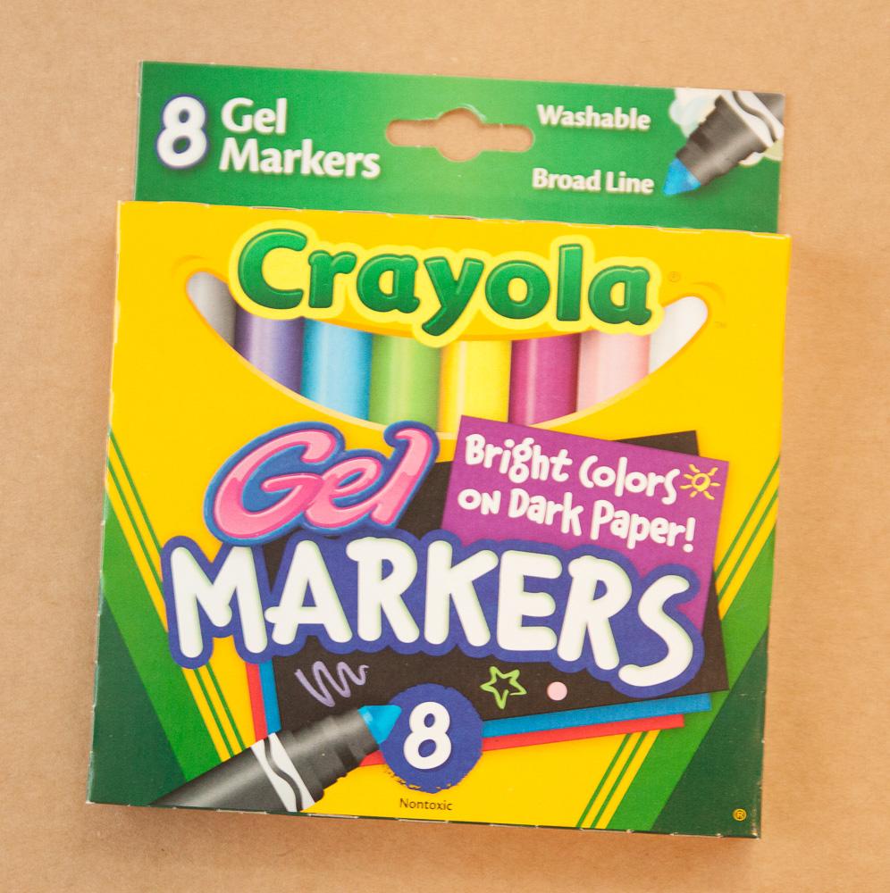 Crayola Gel Markers