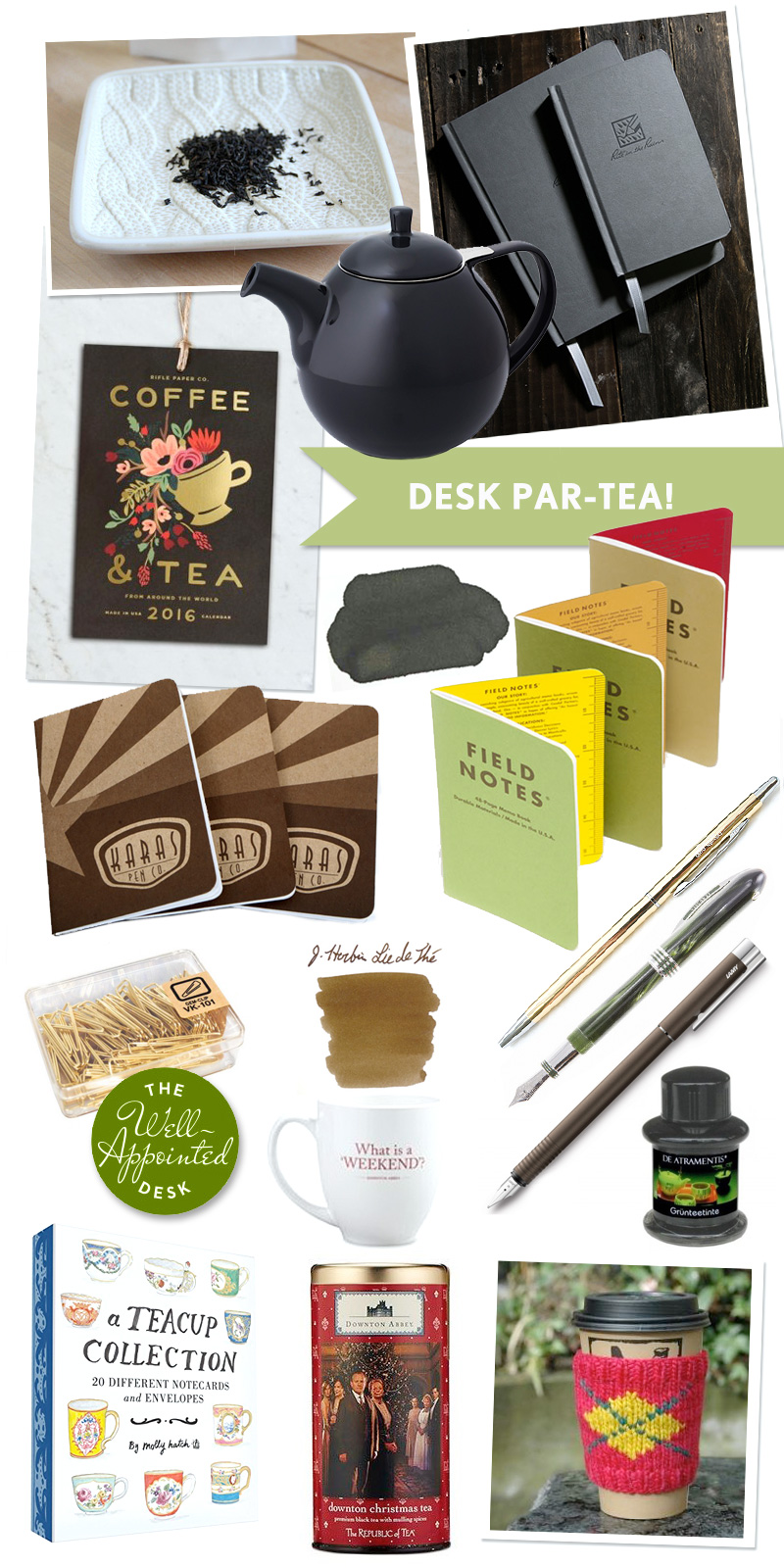 Fashionable Friday Par-Tea