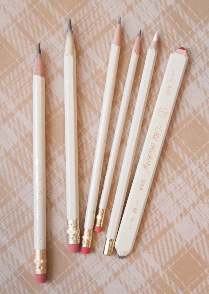 Pencil Factory Nashville Pencil Set
