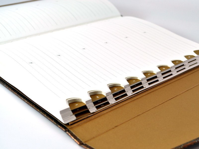 Paperblanks address book