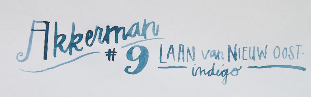 Akkerman #9 header