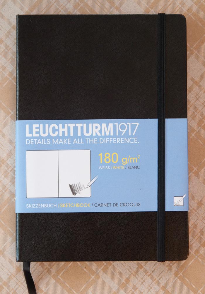 Leuchtturm1917 sketchbook