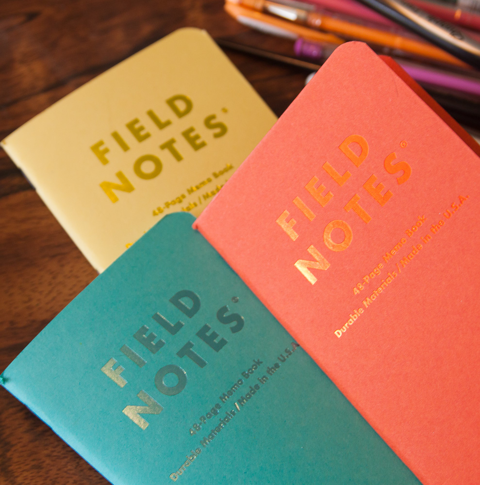 Field Notes Sweet Tooth