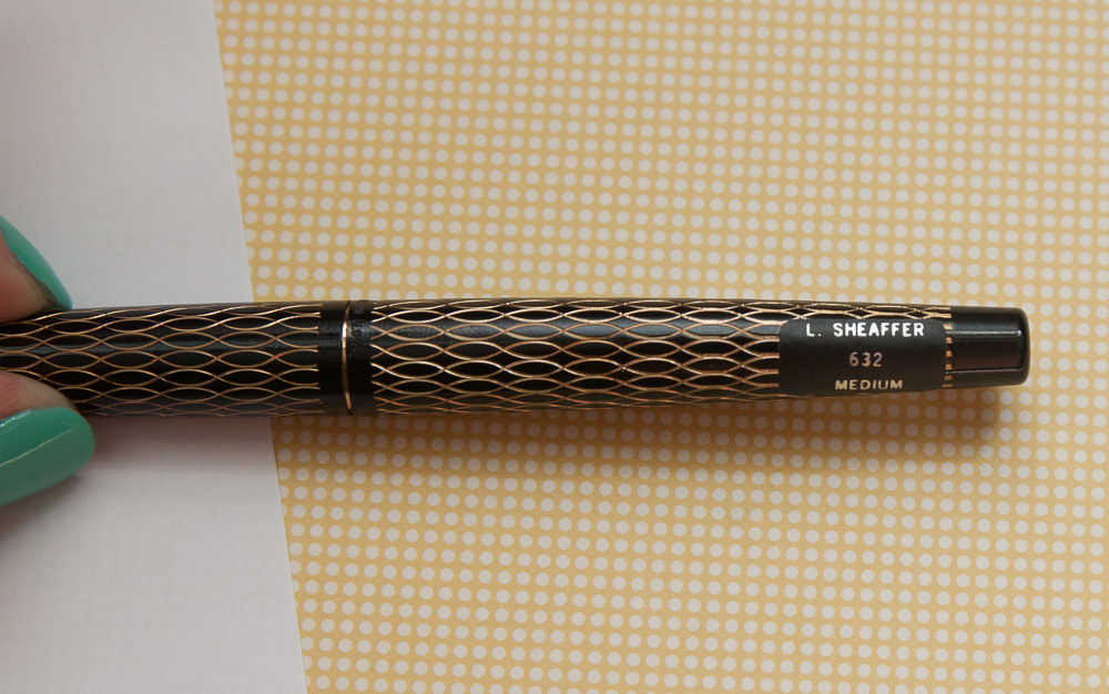 Sheaffer Lady Skripsert Sticker