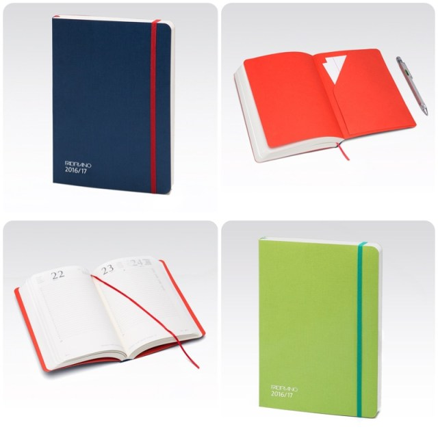 fabriano 2016-2017 planner