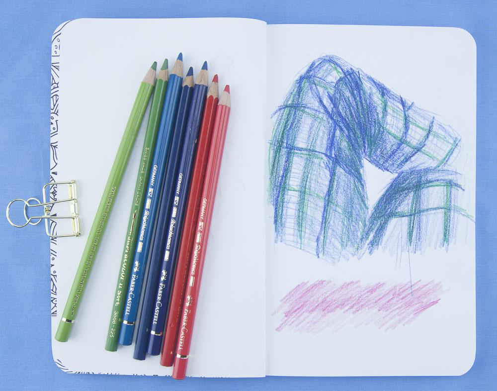 Denik Colored Pencils 2