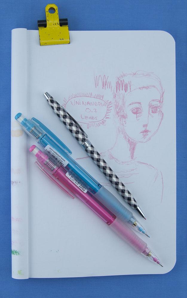 Denik Erasable Colored Pencils