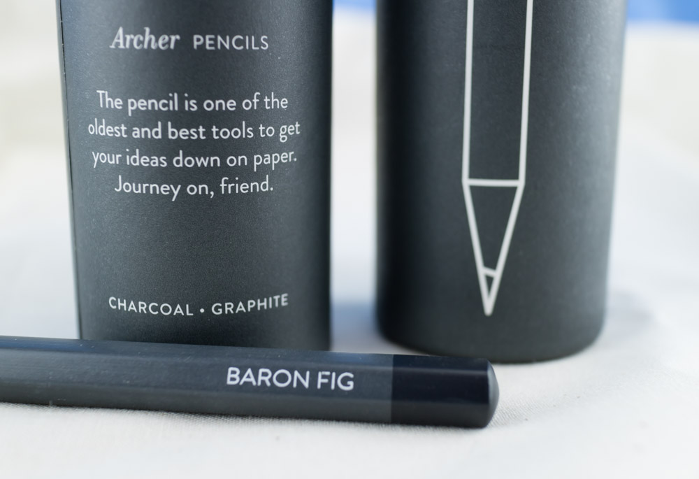 Baron Fig Archer Pencils