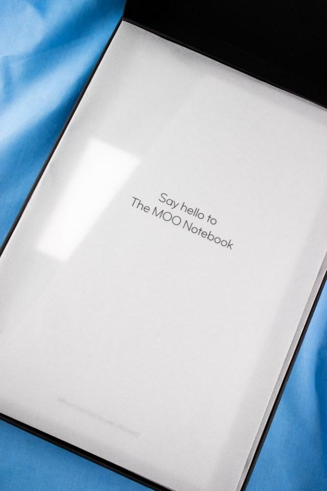 Moo Notebook