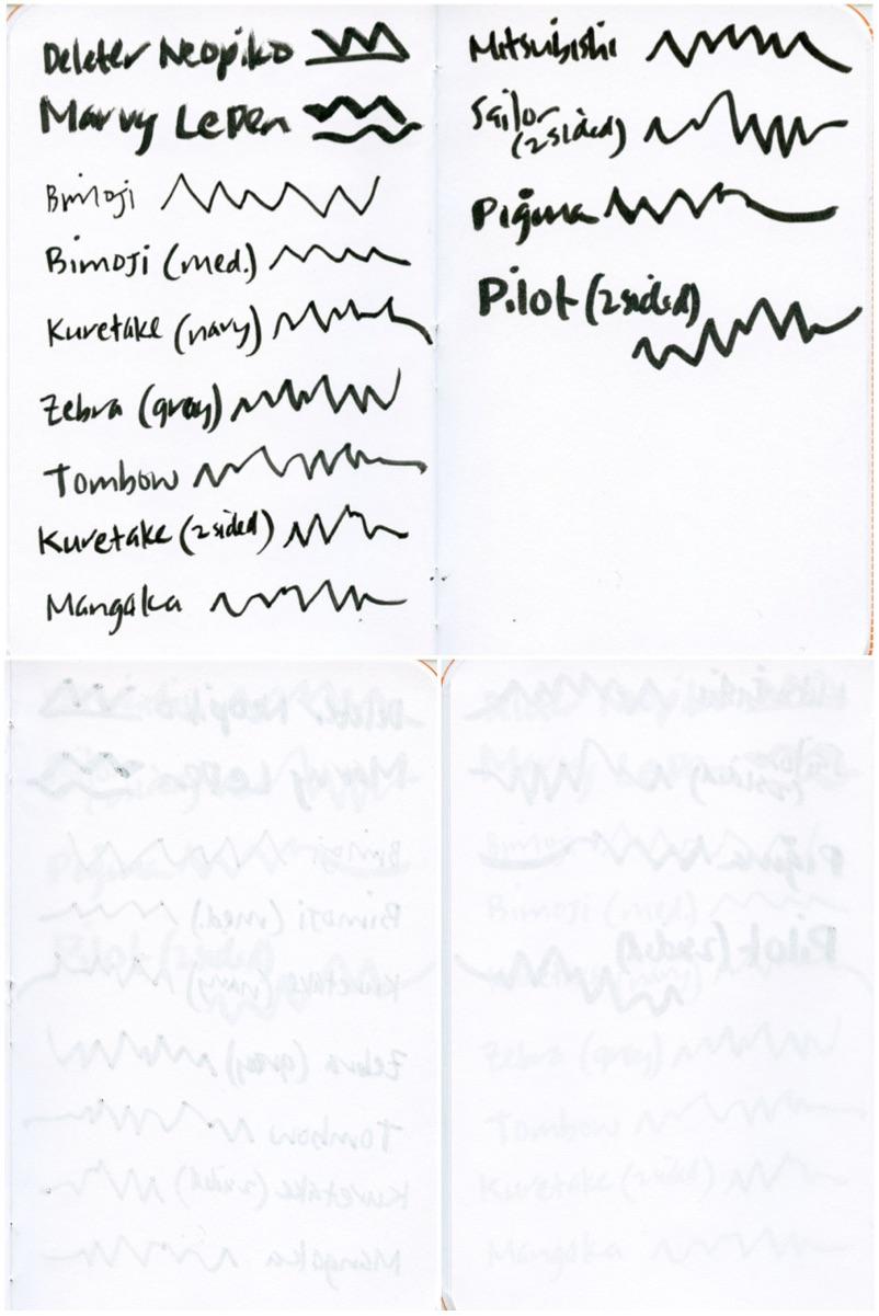 brush-fieldnotes