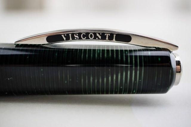 Visconti Wall Street Green Pearl Limited Edition Cap