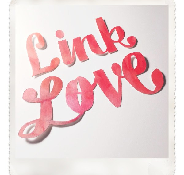 Link Love: Turning Over a New Book