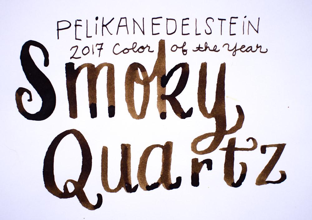Pelikan Edelstein Smoky Quartz